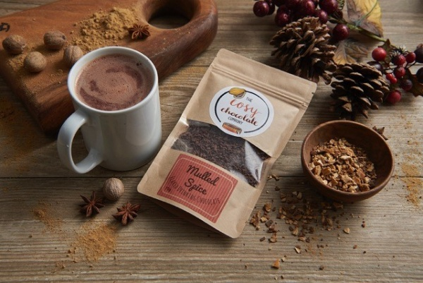 Mulled Spice Hot Chocolate